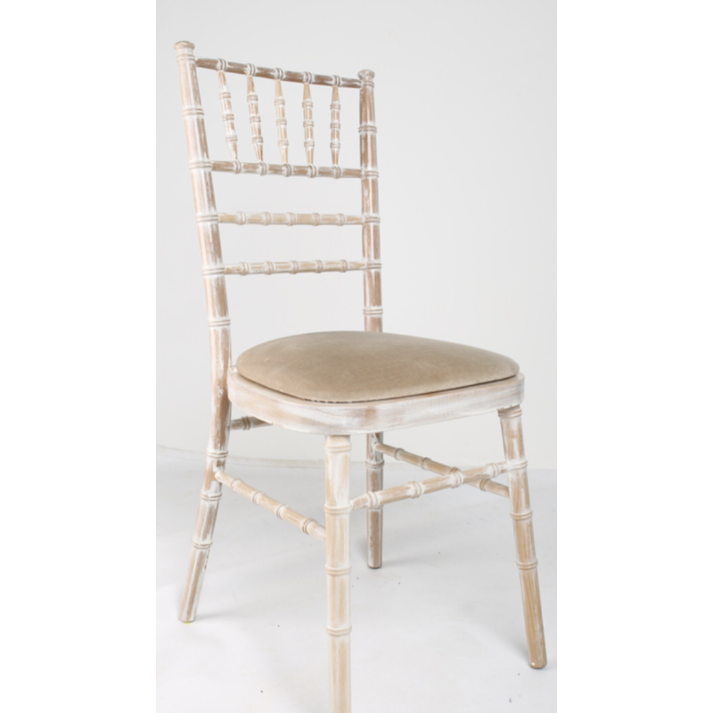 Chiavari Limewash Chair Hire Prestige Event Hire